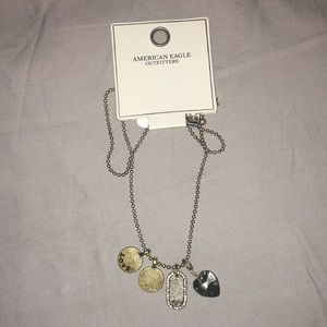 American Eagle new necklace